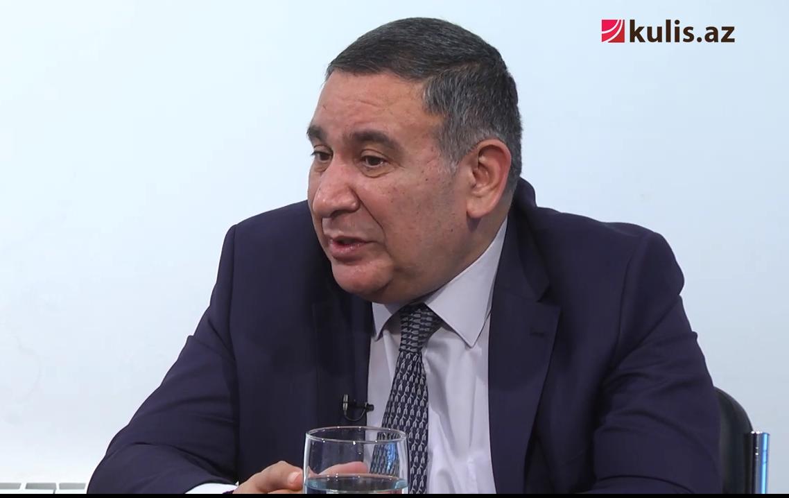 """Rəşad Məcid: """"Anarı tənqid etmək asan şöhrət üsuluna çevrilib"""""""