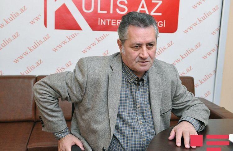 """Elçin Hüseynbəyli: """"Adımın o yazıçı ilə heç bir əlaqəsi yoxdur ..."""