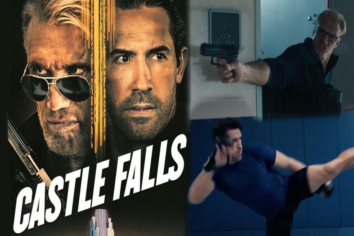 """""""Castle Falls""""  filminin treyleri yayımlanıb"""